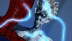 Electro Berates Spider-Man SMTNAS