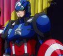 Captain America (Marvel Disk Wars: The Avengers)