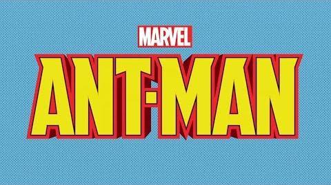 """Science Fair"" ANT-MAN"