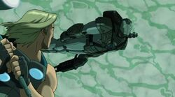 Iron Man Passes Thor UA2