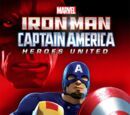 Iron Man & Captain America: Heroes United (Video)