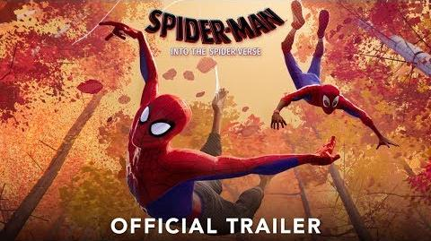 Spider-Man Into the Spider-Verse Official Trailer