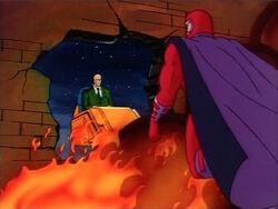 Xavier Confronts Magneto