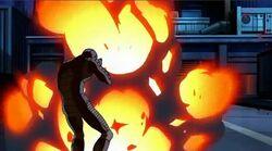 Giant Man Blasted UA