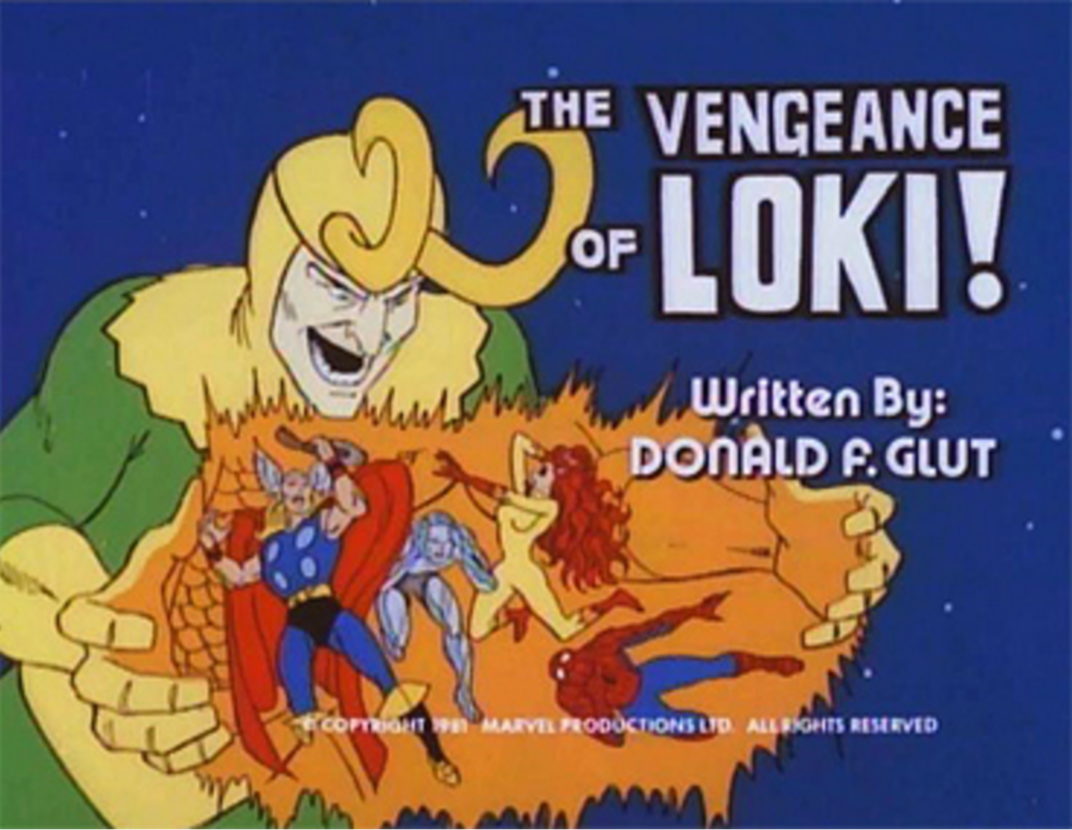 Episode:The Vengeance of Loki   Marvel Animated Universe ...