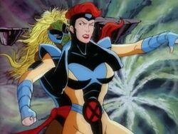 Dark Marvel Grabs Jean
