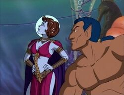 Dorma Namor Should Marry Atlantean