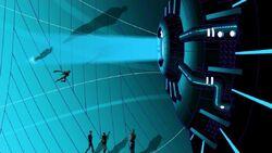 Heroes Reach Galactus Conduit End AEMH