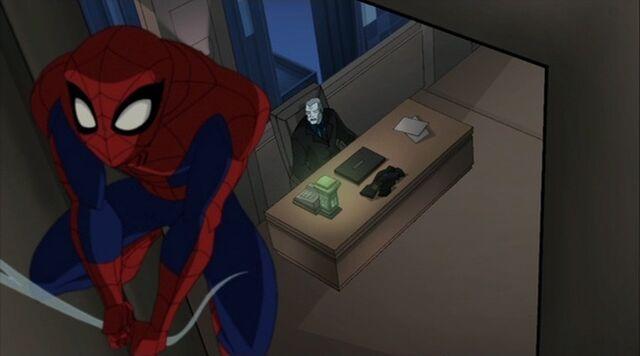 File:Spider-Man Leaves Tombstone SSM.jpg