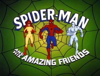 Image result for spider-man amazing friends""