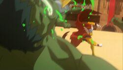 Stormbreaker Hits Hulk PH