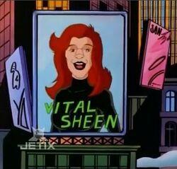 Vital Sheen