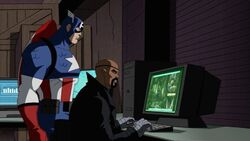 Cap Fury Research Winter AEMH