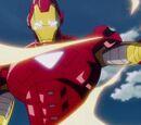 Iron Man (Marvel Disk Wars: The Avengers)