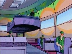 Lieutenant Tries Missile Override