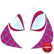 Spider-Man Into the Spider-Verse Soundtrack Gwen Variant