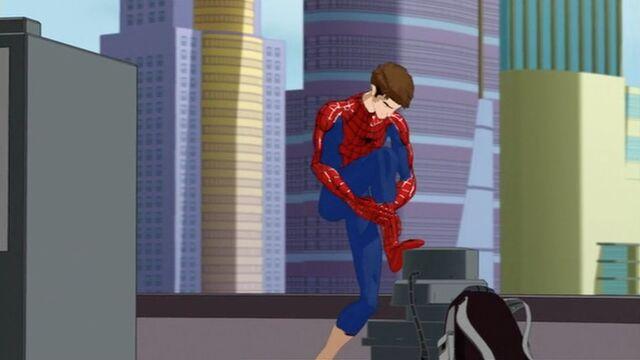File:Spider-Man Undresses SMTNAS.jpg