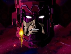 Galactus Does Not Take Failure Well
