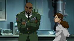 Betty Fury Realizes Bruce Plan UA