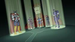 Iron Avengers NAHT