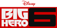 Big Hero 6 Logo 2