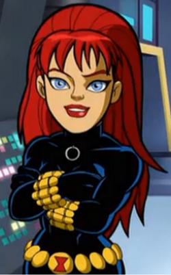 Black Widow (SHSS)