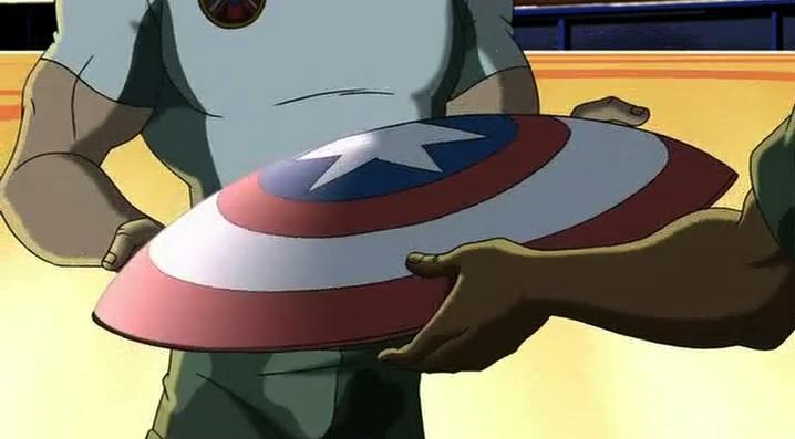Captain America's Shie...