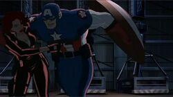 Cap Saves Widow UA