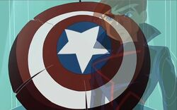 Captain America Shield NAHT