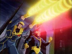 Havok Cyclops Attack DoFP