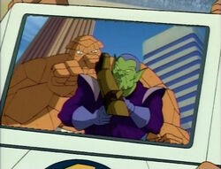 Thing Video Game Sneaks Up on Skrull
