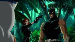 Widow Threatens Panther UA2