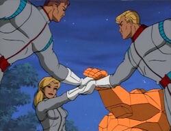 Fantastic Four Forms