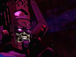 Galactus Condemns Silver Surfer