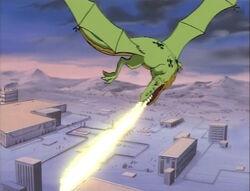 Pterodactyl Monster Movie