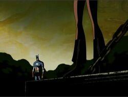 Cap Sees Bucky AEMH