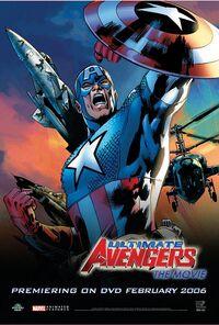 Cap UA Poster