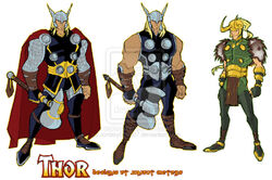 Thor Series Concept