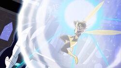 Ultron-5 Shoots Wasp AEMH