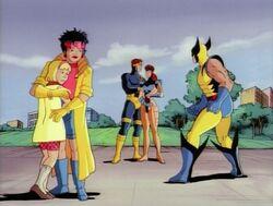 X-Men Wonder About Gambit