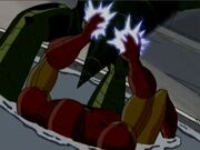 Iron Man Stops Dreadnaught Drill AEMH