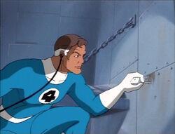 Mister Fantastic Pulls Out Prison Screw