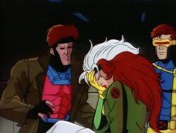 Rogue Has Flash