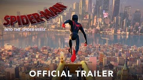 Spider-Man Into the Spider-Verse Second Trailer