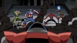 Terrax Sees Heroes AEMH