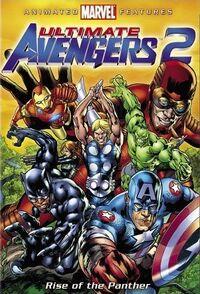 Ultimate Avengers 2 DVD