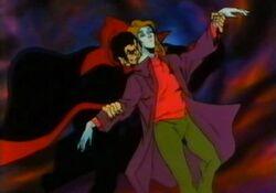 Dracula Drains Girl DSD