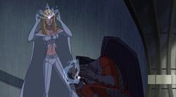 Emma Attacks Magneto WXM