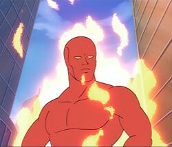 Human Torch Season One