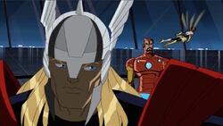 Thor Avoids Wasp Wrath AEMH